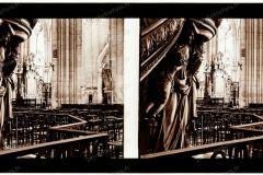 Amiens - Intérieur de la cathédrale